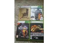 Xbox 360 battlefield limited edition games