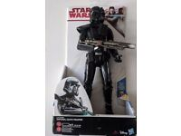 "STAR WARS Disney Rogue One Electronic Imperial Death Trooper 12"" Figure Kids 4+"