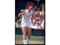 Looking for Tennis Partner - Good Standard