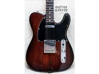 Fender Limited Edition Rosewood Telecaster guitar and hardcase, Harrison - RARE! CAN POST!