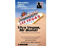 Viva Vegas, Mr Bond! - Special Tours of Las Vegas in 2019