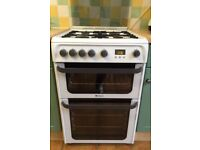 Hotpoint Signature JLG61P Gas Cooker
