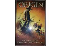 Origin - Graphic Novel of Wolverine's Origin - Comic Book