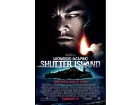 Shutter Island - unopened and still in plastic wrap