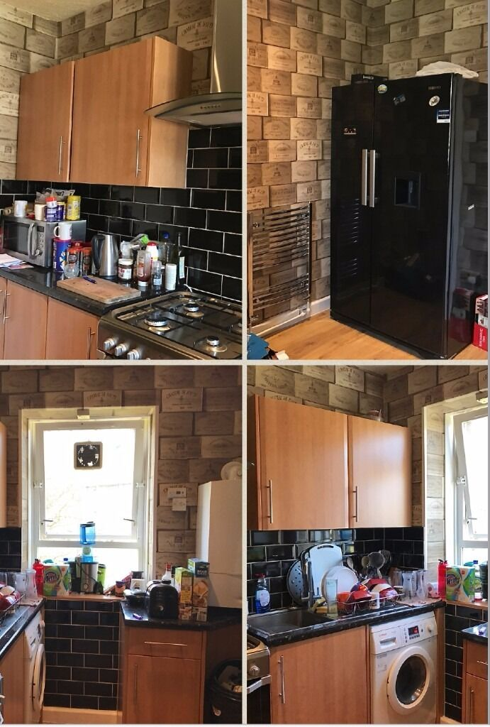 beautiful 3 bedroom flat all double bed, near aberdeen Uni, Powis Crescent AB24