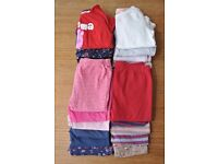12 - 18 months (1 - 1 year and half) Girls clothes bundle (22 items)