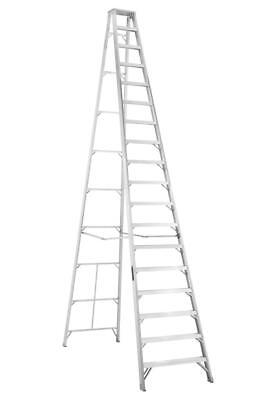 Louisville Ladder AS1018 300-Pound Duty Rating Aluminum Step