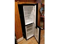 Bush Fridge Freezer BSFF50152B Black
