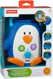 Fisher price penguin shooter