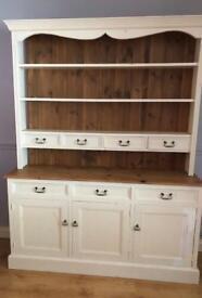 Solid Pine Spice Drawer Dresser