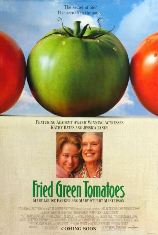 "FRIED GREEN TOMATOES 11""x17"" Movie Poster Print Glossy Borderless USA Seller NEW"