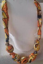 Beautiful necklace....new hand made