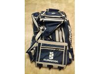 SS Surridge Pro Cricket Wheelie Player Grade Kit Bag - 94x37x37cm for sale  Sheffield, South Yorkshire
