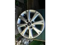 Ford fiesta zetec 15 inch alloy wheel