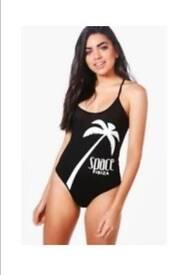 Ibiza bodysuit . Brand new size12