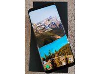 Samsung Galaxy S8 SM-G950F - 64GB - Midnight Black (Unlocked) Smartphone