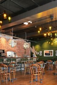 4 x Acoustic Sound Absorbing Panels for Cafes, Restaurants & Bars