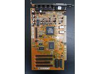 Vintage AD1846JP 16-BIT Sound Port Stereo 16 BIT Sound Audio Card Opti 929S