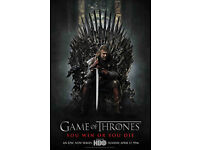 Game of Thrones S01 - S05 ( Lucifer, The Flash, Vikings, Narcos and more. )
