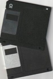 "3.5"" HD Computer Disks"