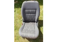 ALHAMBRA SEAT PEOPLE CARRIER - SPARE - REMOVABLE - LEFT REAR SEAT - REPLACEMENT