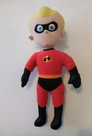 INCREDIBLES: Dash Soft Toy