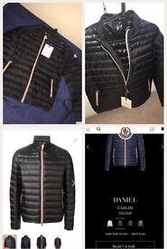 XL Moncler Daniel Jacket