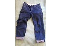 ORGANIC denim HOWIES jeans!