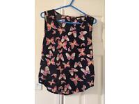 Size 12 Cami top