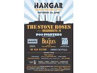Hangar Music Festival Blyth 3rd June