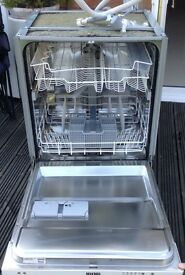 IGNIS Adl349/a1 Fully Integrated Dishwasher