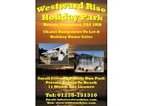 BREAN SANDS - WESTWARD RISE HOLIDAY PARK