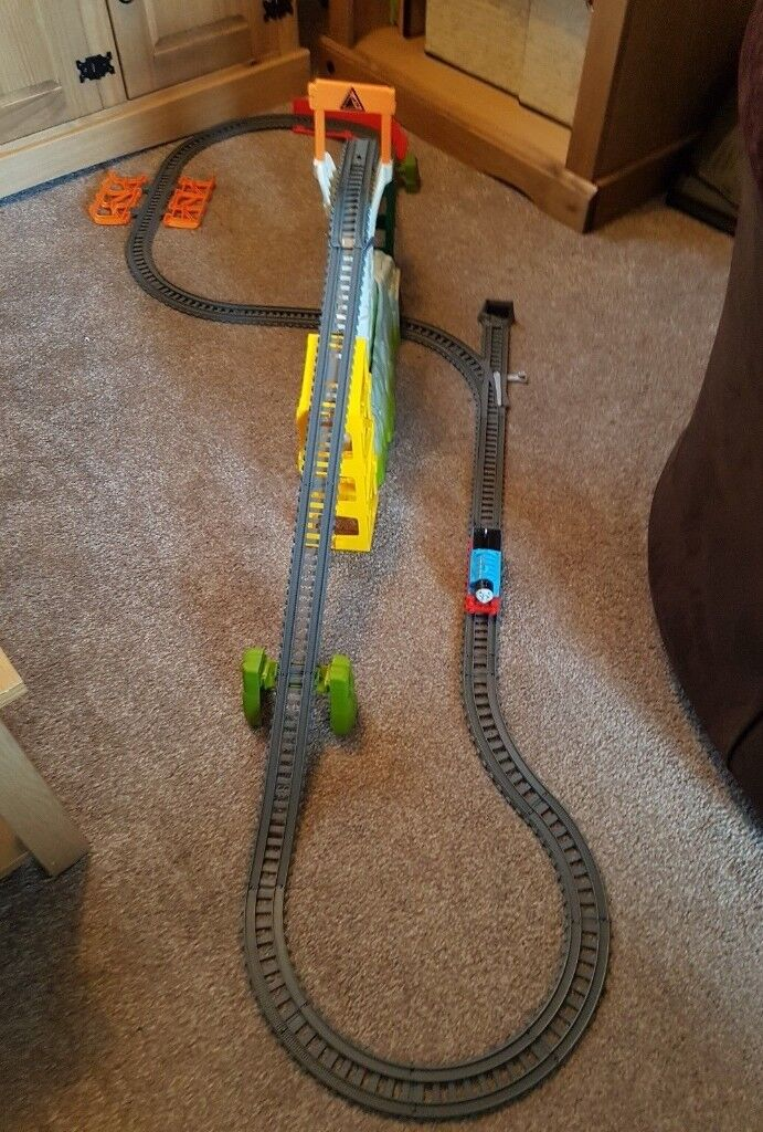 Thomas Friends Trackmaster Avalanche Escape Set With Instructions