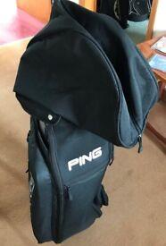 Vintage Ping Cart Bag