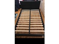 Ikea Double Bed Frame For Sale!