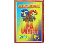 Pokemon Pocket Monsters Playing Cards