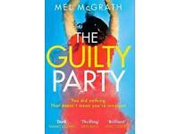 The Guilty Party,Mel McGrath, Paperback Book Thriller Novel - 9780008217082