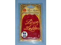 Seiji Kanai 'Love Letter' Card Game