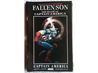 Fallen Son:Captain America