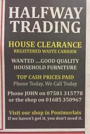 Top Cash Prices Paid
