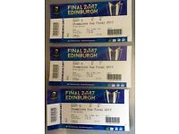 Rugby Champions Cup Final Tickets - Murryfield May 2017