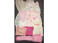 Baby Girl 9-12 Months Bundle