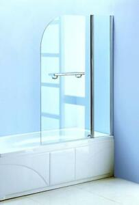 Tub Shower Screen - 3 styles Available