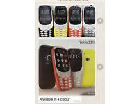 Brand New Nokia 3310-2017 Dual Sim 2MP Camera -Fantastic Phone