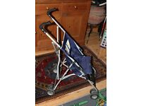 Hauck Stroller Buggy 'used' though still in a good clean condition