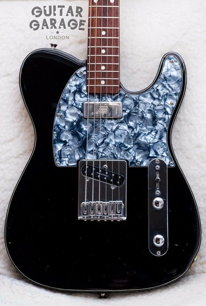1996 Fender Japan Limited Edition 50th Anniversary Telecaster Deluxe guitar – MIJ - CAN POST!
