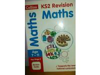 New Collins KS2 Maths Revision Book