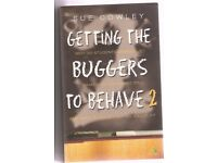 Teaching: Behaviour Management Books