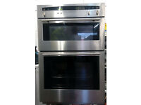 Neff U1421N2GB/05 Electric Built In Double Cooker