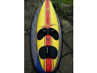 Complete windsurfing kit for sale